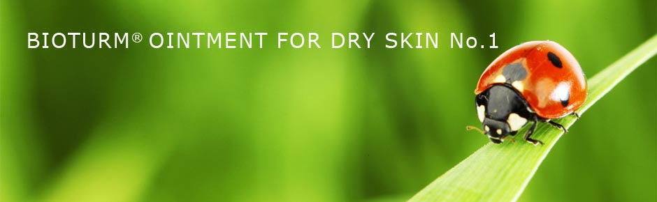 Bioturm Natural cosmetics Ointment for dry skin No.1