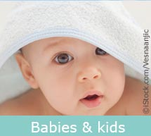 Baby and child care products