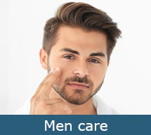 Men care products