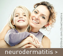 Neurodermatitis / atopic dermatitis