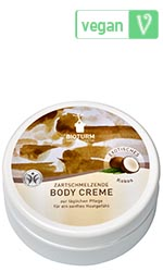 Naturkosmetik Body cream coco No.64
