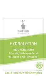 Naturkosmetik Hydrating lotion No.2