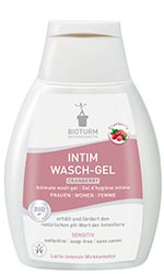 Naturkosmetik Intimate wash gel cranberry No.91