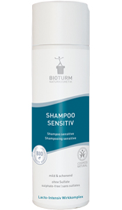 Naturkosmetik Shampoo sensitive No.23