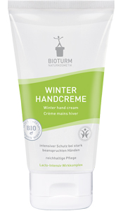 Naturkosmetik Winter hand cream No.53